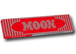 Moon Red King Size Slim Ultra Fine Smoking Paper pictures & photos