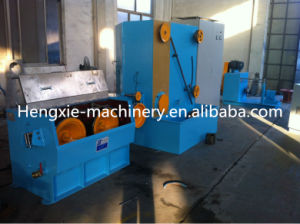 Hxe-10dt Large-Medium Copper Wire Drawing Machine with Online Annealer pictures & photos