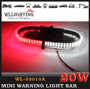 240 LED Beacon Light Bar Emergency Strobe Amber pictures & photos