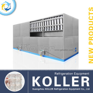 Koller Ice Cube Machine in Bar Hotel Restaurant or Hot Area pictures & photos