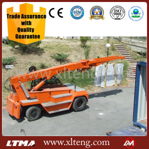 Ltma 10t Telehandler with Cummins Engine Telescopic Boom Forklift Price pictures & photos