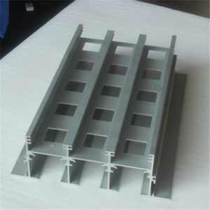 Aluminium Extrusion Profile CNC Deep Processing with ISO Certificate pictures & photos