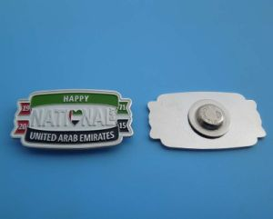 Happy UAE Natinal Day Pin Badge pictures & photos