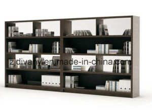 American Style Wood Display Cabinet Bookcase (SG-07) pictures & photos