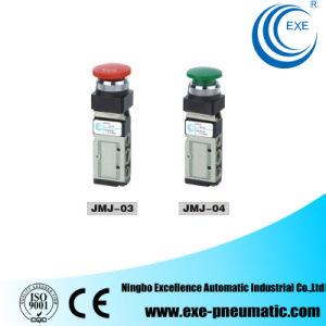 Exe Pneumatic Mechanical Manual Valve Jmj-03, Jmj-04 pictures & photos