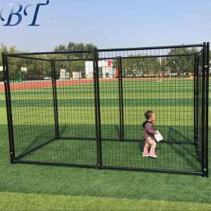 High Quality Galvanized Large Animal Cage Dog Kennel pictures & photos