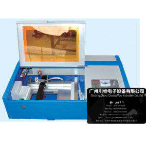 CO2 Laser Stamp Seals Engraving Machine with Small Size pictures & photos