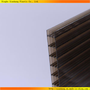 Polycarbonate Hollow Panels for Roof (XK-116)