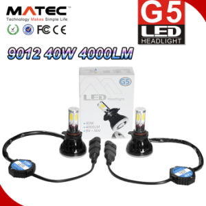 New Coming 9012 Headlight for 12V LED Auto Bulbs pictures & photos