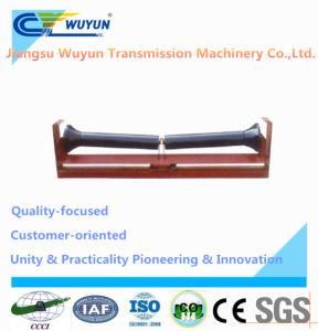 Lower Friction Self-Aligning Idler Steel Conveyor Belt Idler Roller pictures & photos