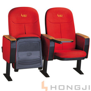 Plastic Material Theater Chair High School Classroom Furniture pictures & photos