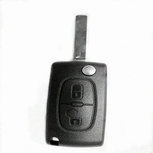 2 Button Keyless Entry Key Car Starter RF Transmitter pictures & photos