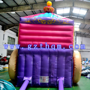 The Princess Carriage Inflatable Bouncer Slides pictures & photos