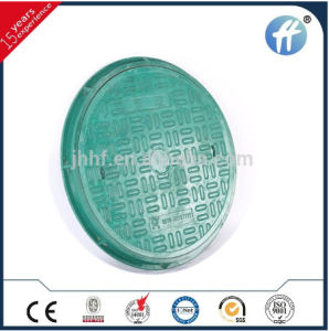 En124 C250 Composite Manhole Cover for Road