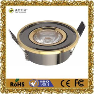 7W Aluminium LED Down Light (ZK23-JM--7W)