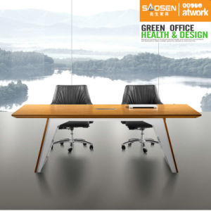 Office Meeting Room Fireproofing High Quality Modern Design Meeting Table