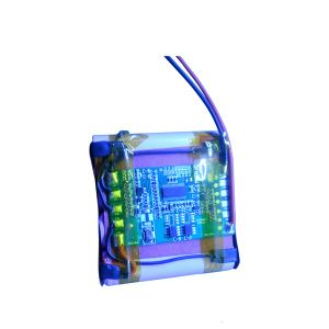 4s2p 14.8V 18650 Packs 5200mAh 18650 Li-ion Battery Pack pictures & photos