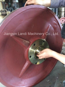 Pulley for Steel Mill (Machining Parts and Assembly) pictures & photos
