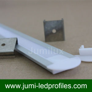 Flat Recessed LED Aluminum Profile pictures & photos