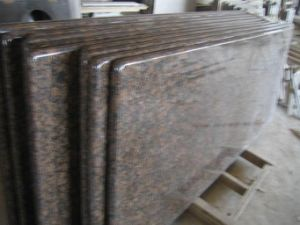 Polished Coffee Brown Marble Slabs for Flooring Tile pictures & photos