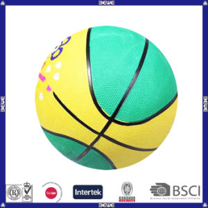 New Design Customized Logo&Color Basketball pictures & photos