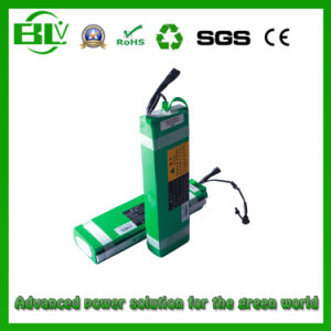 E-Bike Battery 24V/36V/48V Lithium Battery 8ah/10ah/12ah/15ah/20ah in China with Stock pictures & photos