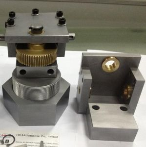 Brass Worm Gear for Marine Gearbox pictures & photos