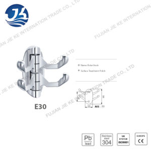 304 Stainless Steel Clothes Robe Hook (E30) pictures & photos