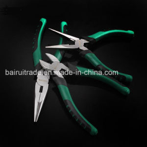 150mm Carbon Steel Long Nose Plier for Export pictures & photos