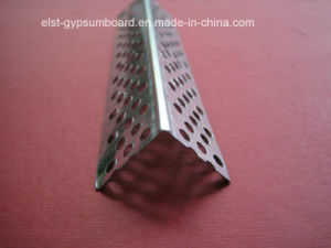 Corner Bead/Steel Corner Bead/Stopping Bead/Steel Steel Profile 25*25mm pictures & photos