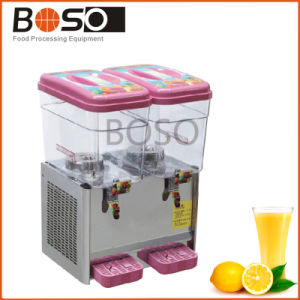 2 Tank 24 L Juice Dispenser with Mixing Function