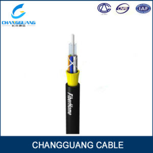 China Supplier Gjpfju 2 Core Mobile Fiber Optical Cable Price pictures & photos