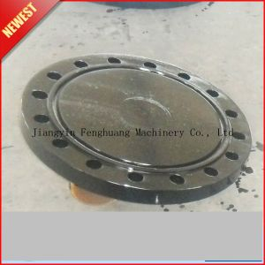 JIS Standard Carbon Steel Forged Blind Flange pictures & photos