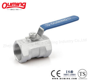 1PC Stainless Steel Lockable Ball Valve pictures & photos