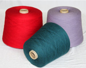 Worsted/Spinning Yak Wool/Tibet-Sheep Wool Crochet Knitting Fabric/Textile/Yarn pictures & photos