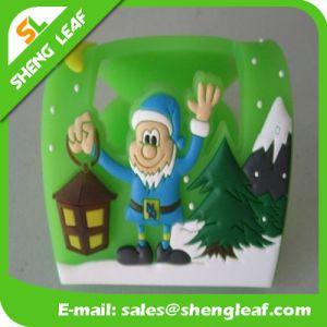 Factory Wholesale Transparent Soft PVC Mobile Phone Holder pictures & photos