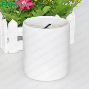 Freesub Sublimation 11oz White Money Box pictures & photos
