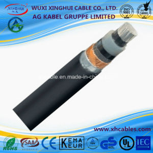 3.8/6.6kv Aluminum XLPE 1C Heavy Duty Electrical Cable