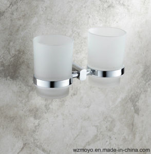 Bathroom Accessories Double Tumbler Holders pictures & photos