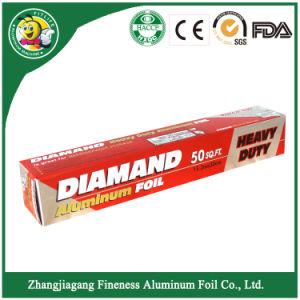 Diamand Aluminum Foil Roll Household pictures & photos