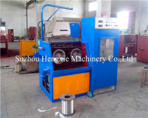 Fine Aluminum Wire Drawing Machine Hxe-14dw pictures & photos