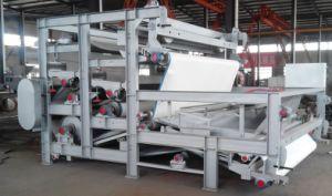 Belt Filter Presses Thickener Machine Dewaterer Pulp / Sludge pictures & photos