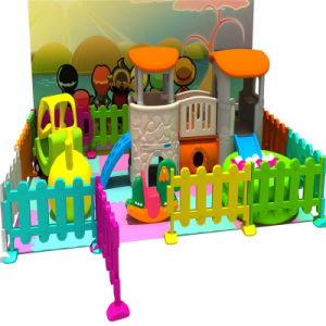 New Design Good Quality Candy Themem Indoor Soft Playground pictures & photos
