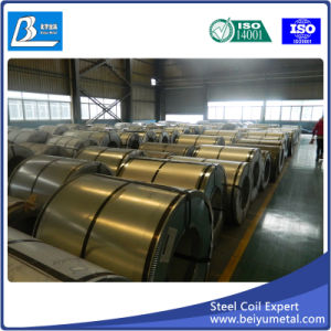 SGCC Hot Dipped Galvanized Steel Sheets pictures & photos