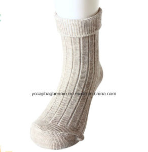 Custom Bulk Wholesale Cotton Kids Socks pictures & photos