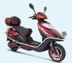 Big Power Electric Scooter with 72V Battery pictures & photos