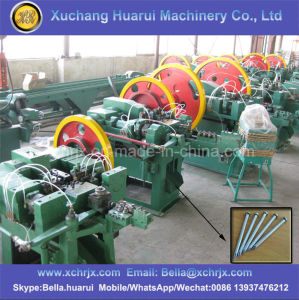 China Supplier Nail Cutting Machine for Nail Making Plant pictures & photos