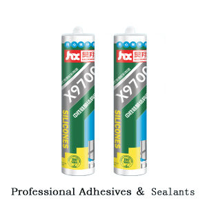 One Component UV Resist Waterproof Sealant for Glass