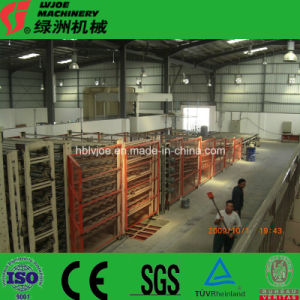 Cost-Saving Gypsum Plaster Board Production Line Device pictures & photos