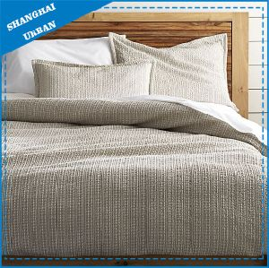 The Highlight Texture Cotton Linen Bedding pictures & photos